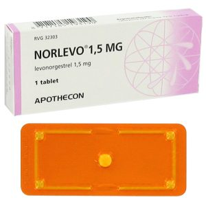 E20531 300x300 - Morning-after Pill - Norlevo