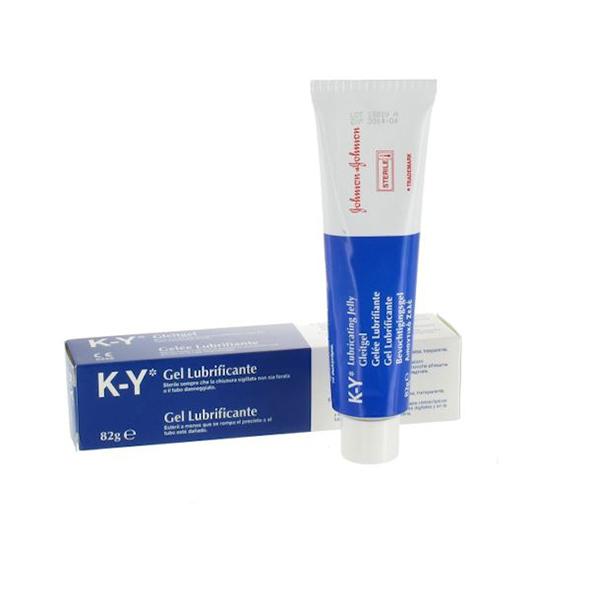 E20674 - KY lubrikant Johnson & Johnson  sterilen in medicinsko testiran