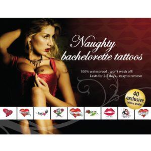 E21252 300x300 - Tattoo Set - Naughty Bachalorette