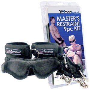 E21371 300x300 - Master's Restraint Kit - bondage