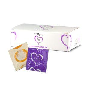 E21616 300x300 - MoreAmore - Condom Fun Skin 100 pcs