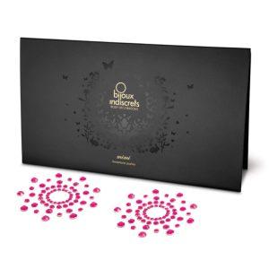 E21762 300x300 - Bijoux Indiscrets - Mi Mi - Roza nakit za bradavičke