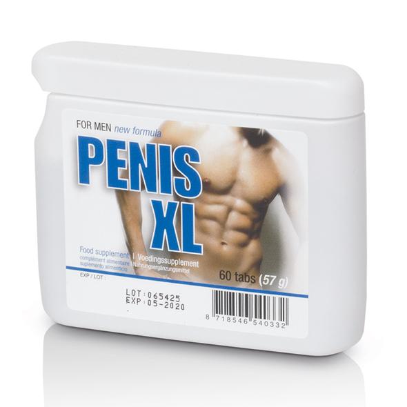 E22644 - Penis XL Flatpack za stimulacijo in krepitev penisa
