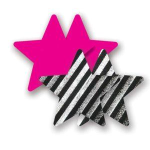 E22667 300x300 - Nippies - nakit za bradavičke Print Sex Pistol Star
