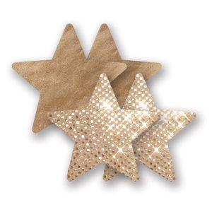 E22673 300x300 - Nippies - okraski za bradavičke Solid Superstar Star