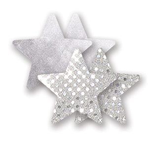 E22675 300x300 - Nippies - okraski za bradavičke Solid Studio Silver Star