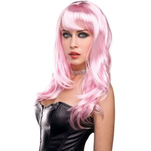 E22701 300x300 - Candy Wig - Baby Pink