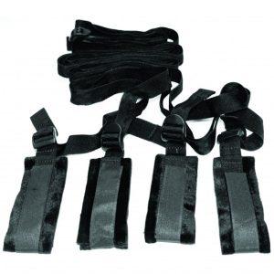 E23809 300x300 - S&M - Bed Bondage Restraint Kit