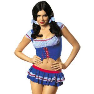 E24004 300x300 - Namenski party kostum -podeželsko dekle Heidi