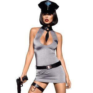 E24009 300x300 - Namenski party kostum Policajka  Dress Costume 5 delni