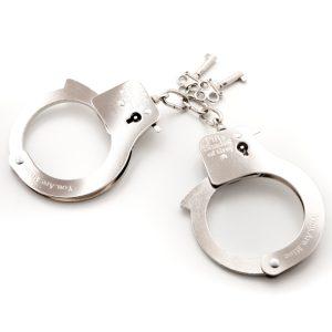 E24209 300x300 - 50 Shades of Grey - Metal Handcuffs