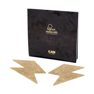 E24401 300x300 - Bijoux Indiscrets - Flash Bolt Gold