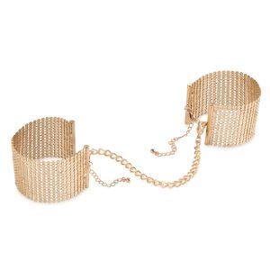 E24408 300x300 - Bijoux Indiscrets - Désir Métallique Cuffs Gold