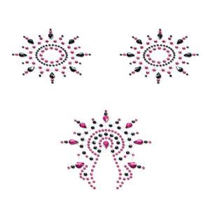 E24835 300x300 - Petits Joujoux - Gloria Set črna & Pink