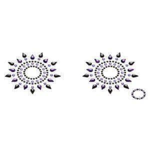 E24840 300x300 - Petits Joujoux - Gloria črna & Purple