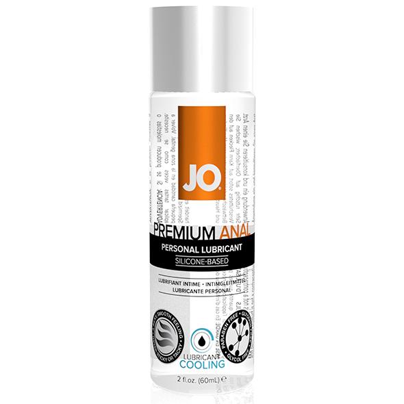 E25088 - System JO - Anal Silkonski lubrikant Cool 75 ml
