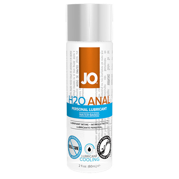 E25094 - System JO - Anal H2O lubrikant Cool 60 ml