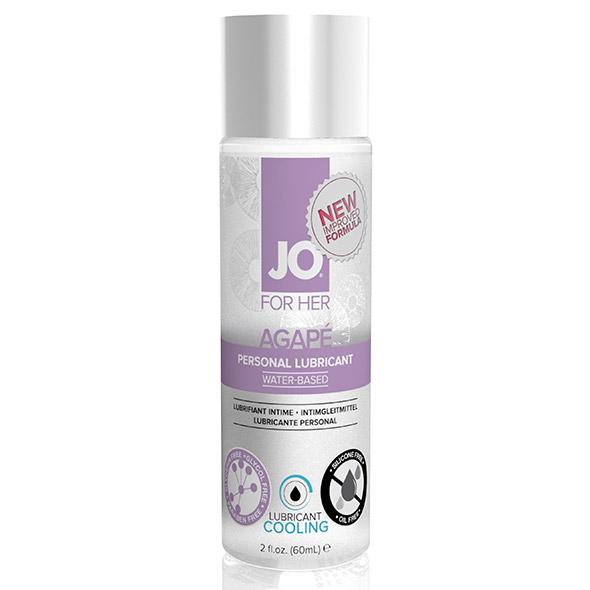 E25326 - System JO - ženski Agape lubrikant Cool 60 ml
