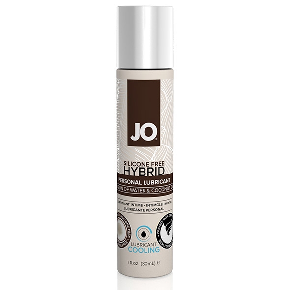 E25384 - System JO - Hybrid lubrikant Coconut Cooling 30 ml