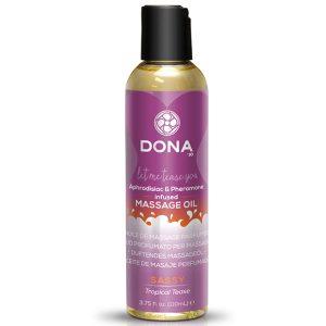 E26838 300x300 - Dona - Scented Masažno olje Tropical Tease 125 ml