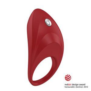 E26974 300x300 - Ovo - B7 Vibrating Ring Red vibracijski obroček