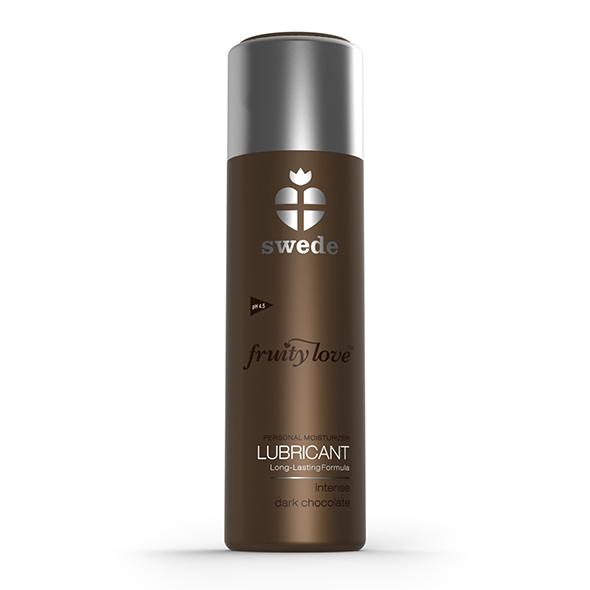 E27245 - Swede - Fruity Love lubrikant Dark Chocolate 100 ml