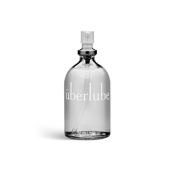 E27610 - Uberlube - Silikon lubrikant Bottle Luksuzno mazivo vrhunskega razreda  50 ml