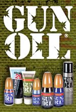 52 Gun Oil bn - Gun Oil - Stroke 29 Mastrubacijska krema za dolgo drsenje  178 ml