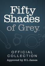 Fifty Shades of Grey banner 146 - Fifty Shades of Grey - Bound to You  manšetne za gležnje