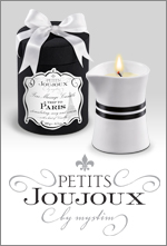 Petits Joujoux banner 128 - Petits Joujoux - Massage Candle Display Stand Set