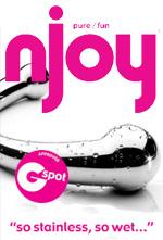 njoy banner 77 - NJOY - Eleven - analni čep