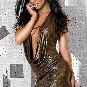 5902010004496 300x300 - Mini obleka  CR3187 zlata