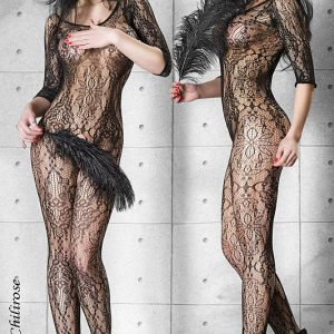 5902011006093 300x300 - Body nogavica CR3234 s ćipko črna