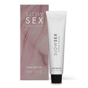 E28321 300x300 - Bijoux Indiscrets - Slow Sex Anal Play Gel