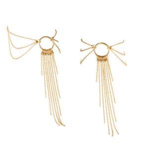 E28446 300x300 - Bijoux Indiscrets - Magnifique Feet verižica Gold