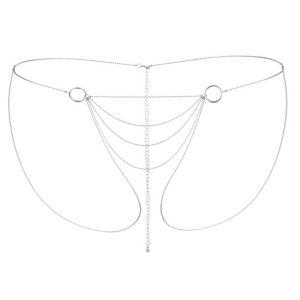 E28451 300x300 - Bijoux Indiscrets - Magnifique Bikini verižica Silver