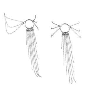E28453 300x300 - Bijoux Indiscrets - Magnifique Feet verižica Silver