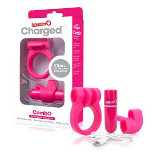 E28481 300x300 - The Screaming O - Charged CombO Kit #1 Pink darilo