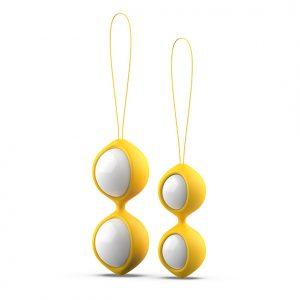 E28685 300x300 - B Swish - bfit Classic Kegel Balls Marigold