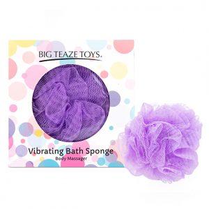 E29025 300x300 - Big Teaze Toys - Bath Sponge vibracijski vijolčna