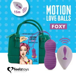 E28193 300x300 - FeelzToys - Remote Controlled Motion Love kroglice  Foxy